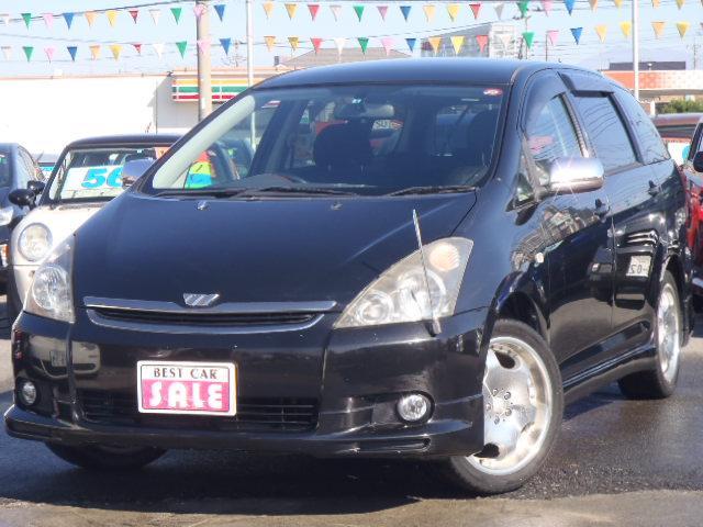 トヨタ X Sパッケージ ETC HID付 保証1年付
