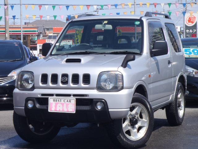 スズキ XC 4WD ETC付 保証1年付