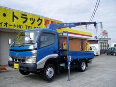 ダイナトラック2t 3段クレーン ラジコン ゴンドラ付