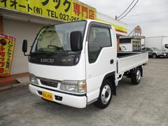 エルフトラック1.5t フルフラットロー 4WD