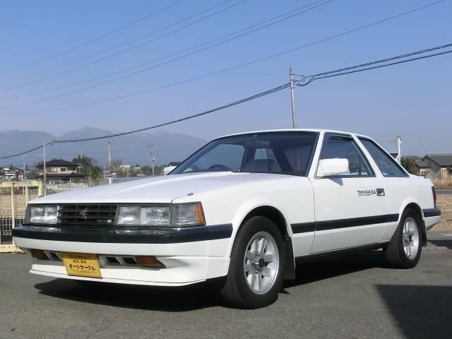1984 TOYOTA SOARER 2.0GT - Gunma, Japan
