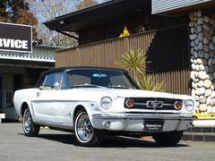 フォード マスタング1966モデル コンバーチブル
