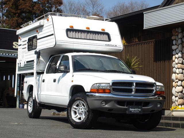 ダッジ SLT 最終モデル 実走行証明付 Mystic camper