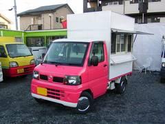 クリッパートラック SD 移動販売車(日産)