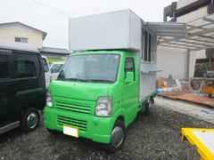 キャリイトラック KC 移動販売車 ETC エアコン(スズキ)