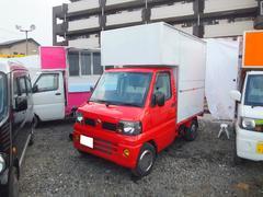 クリッパートラック DX  移動販売車 HDDナビ CD再生(日産)
