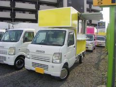 キャリイトラック 移動販売車 製作中 オートマ エアコン Wエアバック ETC(スズキ)