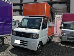 ミニキャブトラック 移動販売車 タイミングベルト交換済(三菱)