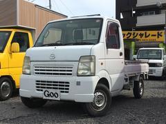 スクラムトラック 5速マニュアル 移動販売車 製作中(マツダ)