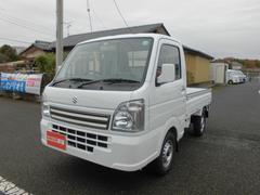 キャリイトラック農繁スペシャル エアコン パワステ 5MT 4WD キーレス