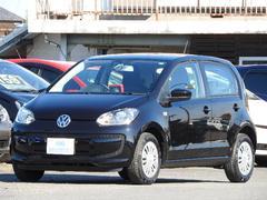 VW アップ!ムーブ アップ 地デジPナビ LブレーキS 5ドア