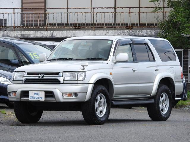 トヨタ SSR-Vワイド 2WD CDオーディオ 16アルミ ETC