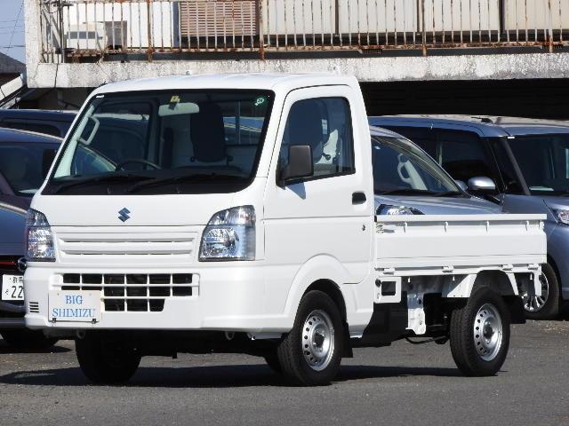 KCエアコン・パワステ 4WD 5AGS ラジオ