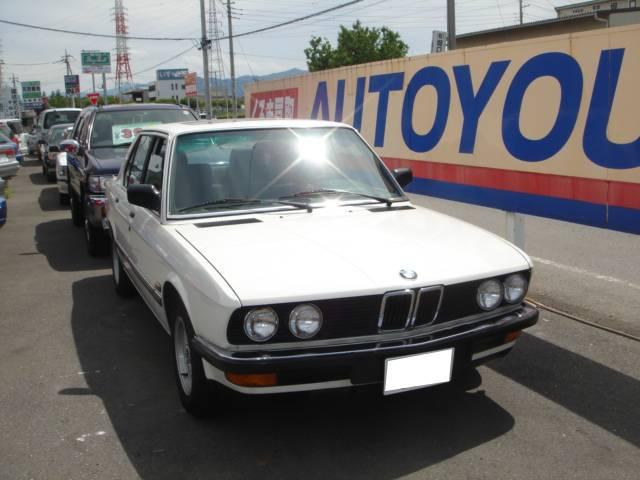 BMW 520iサンルーフ