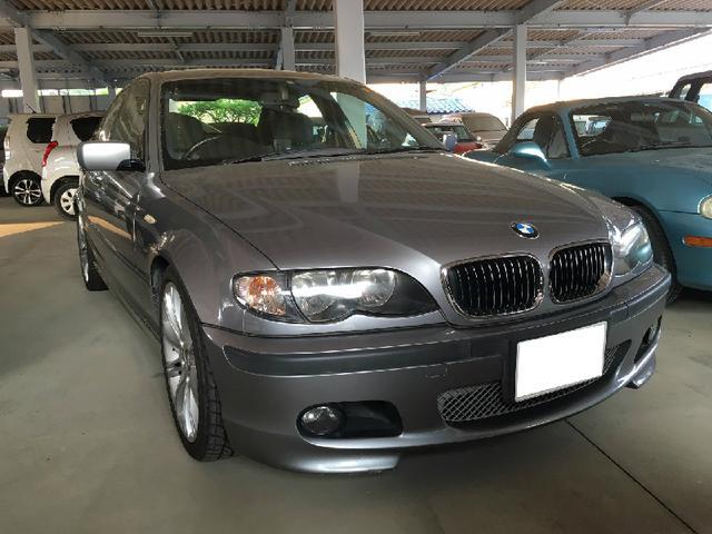 BMW 318i Mスポーツ リミテッド キーレス 18インチアルミ