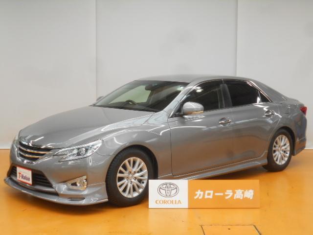 トヨタ 250G ローダウン フルエアロ HDDナビ ワTV