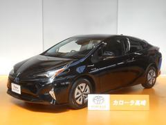 プリウスA トヨタセーフティセンス SDナビ フTV LEDライト