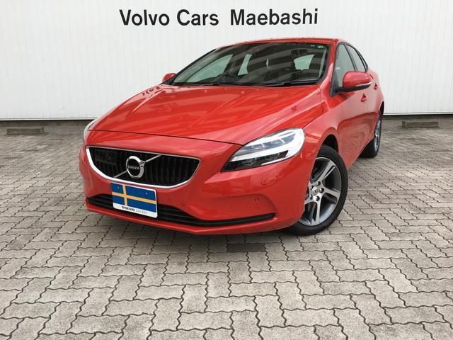 ボルボ V40 T3 モメンタム 当店デモカー使用車 (検31.7)