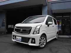ワゴンRスティングレーハイブリッドX 登録済み未使用車 新車保証付き