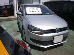 VW ポロTSIコンフォートライン ワンオーナー TSI CD ETC