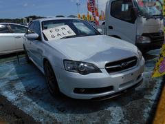 レガシィB43.0RスペックB アルミホイール DVDナビ 4WD