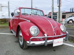 VW ビートル60コンバーチブル ローダウン ウエーバー