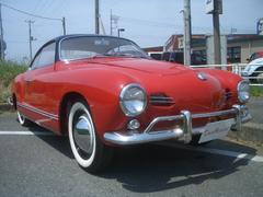VW カルマンギアLowLight  OKRASA オリジナルコンデション