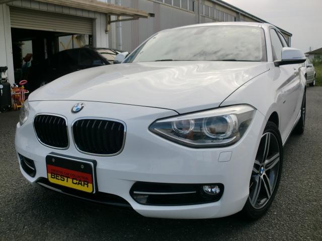 BMW 1シリーズ 120i スポーツ (車検整備付)