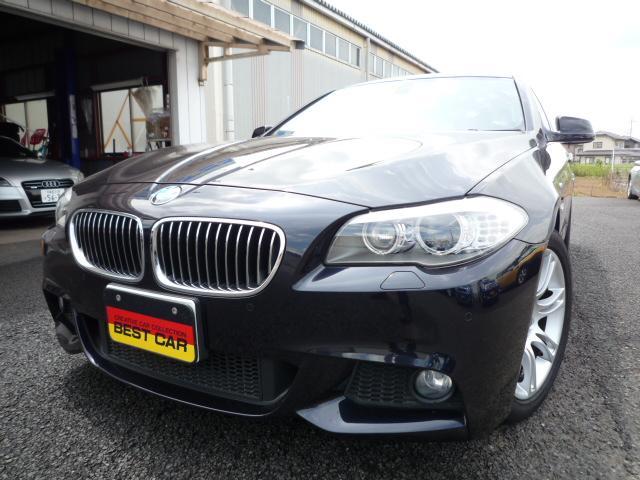 BMW 5シリーズ 528i Mスポーツパッケージ (検31.4)