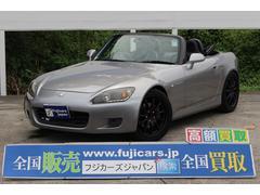 S2000タイプV 黒革 TEIN車高調 アミューズチタンマフラー