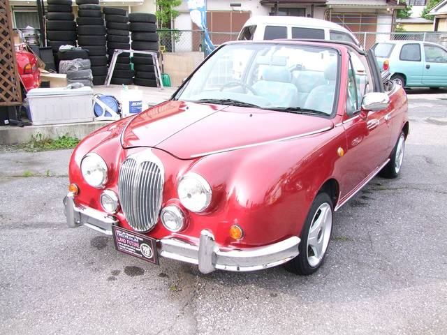 MITSUOKA VIEWT CONVERTIBLE