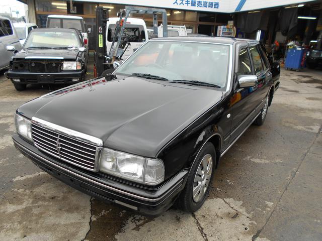 日産 クラシックSV タクシー LPG LPガス