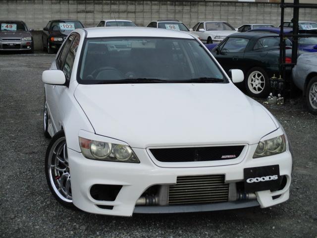 トヨタ RS200改 1JZ