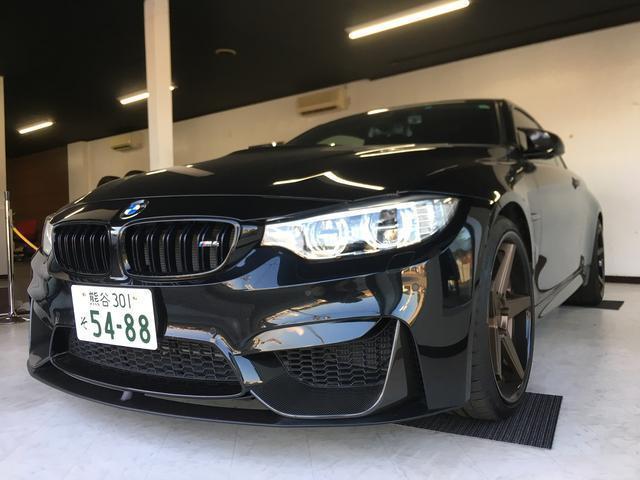 BMW M4クーペ アダプティブMサスペンション OP19インチ