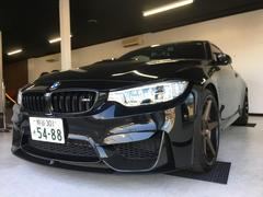 BMWM4クーペ アダプティブMサスペンション OP19インチ