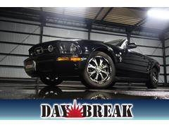 フォード マスタングV6 コンバーチブル プレミアム 正規ディーラー車