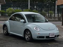 VW ニュービートルベースグレード ETC キーレス GOO鑑定車