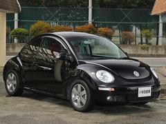 VW ニュービートルヴィンテージ 赤革シート サンルーフ GOO鑑定車