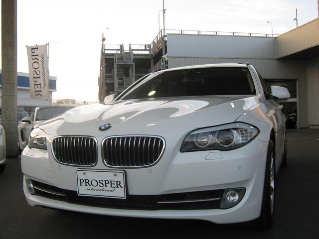 BMW 5シリーズ 523i ツーリング ハイラインPKG ワンオ...