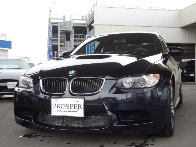 BMW M3 M3クーペ M DCT Drivelogic ワンオ...