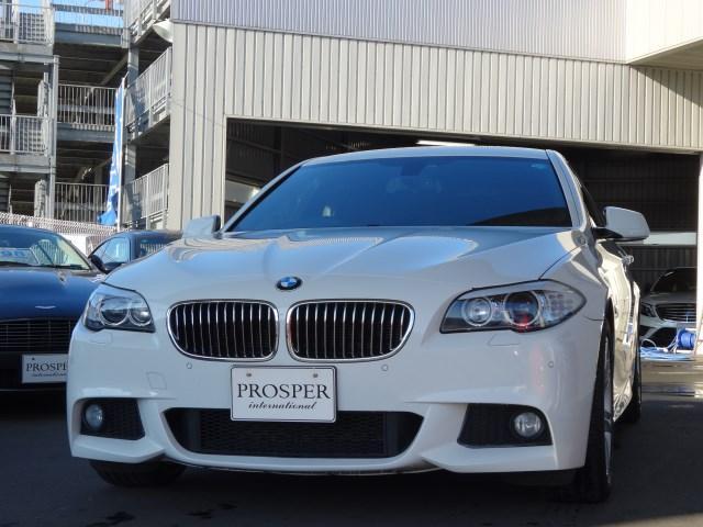 BMW 5シリーズ 523d Mスポーツ 右ハンドル ワンオーナー...