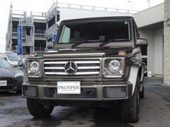 M・ベンツG350d ラグジュアリ−PKG 登録未使用車 ディーラー車