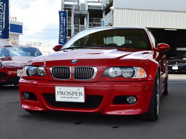BMW M3 M3クーペ SMGII 左ハンドル ワンオーナー D...