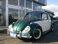 VW ビートルヴィンテージ 左ハンドル 01yモデル