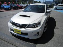 インプレッサWRX STI Aライン4WD フルセグHDDナビ 革シート