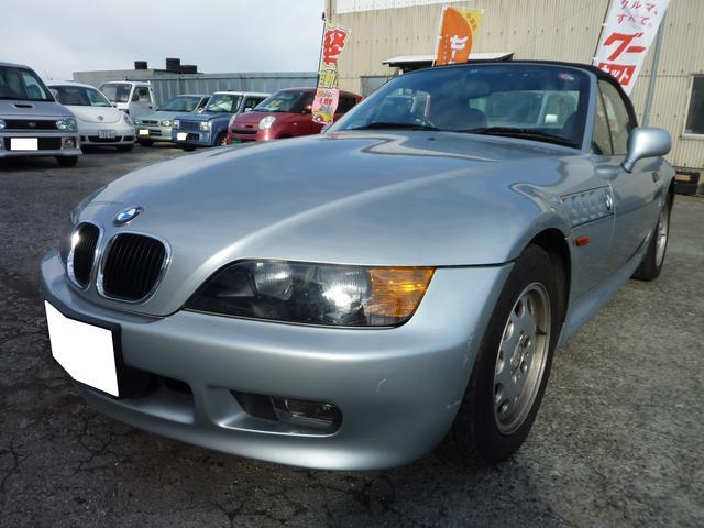 BMW Z3ロードスター ベースグレード 純正アルミ ABS (車...