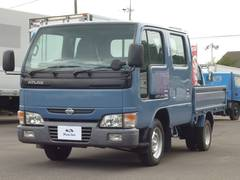 アトラストラック2.0 Wキャブ1.25t積 ガソリン車