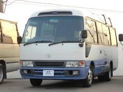 コースター LPG キャンピング 8人乗り(トヨタ)