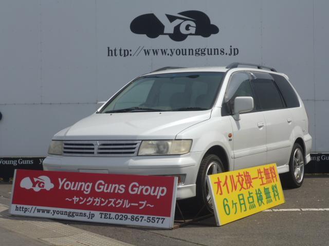 三菱 グランディス(シャリオ) スーパーエクシード 4WD キーレ...