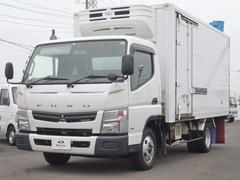 キャンター冷蔵冷凍車 1.6トン積載 サイドドア付